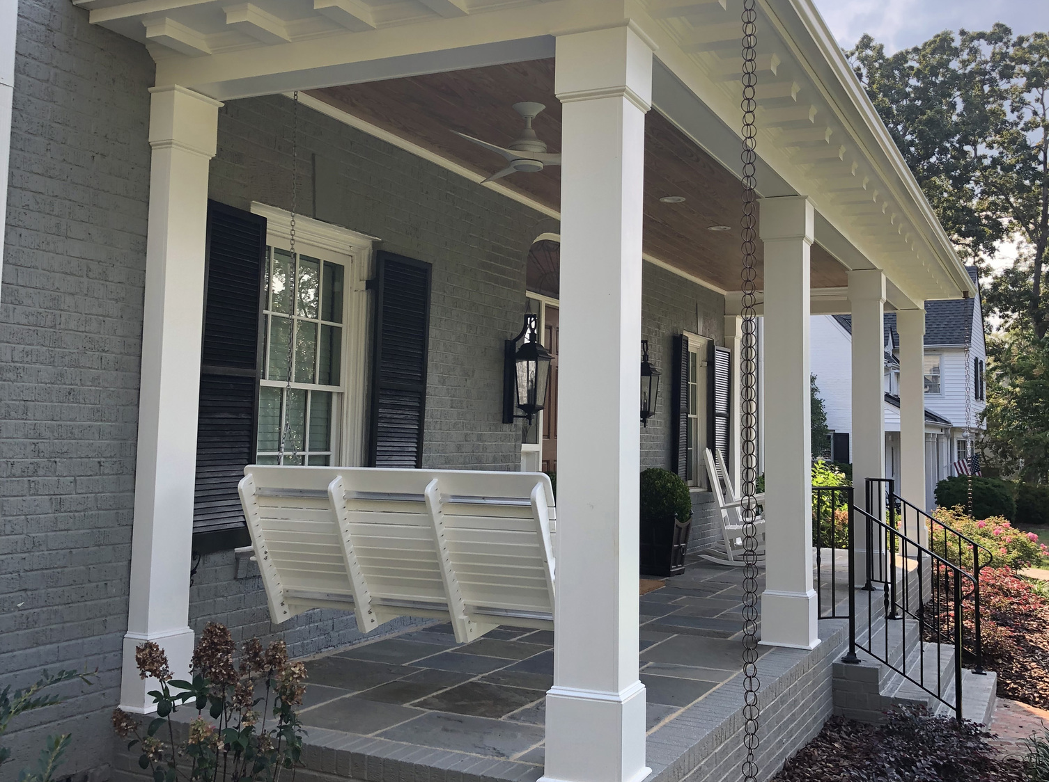 Porch Addition Remodel